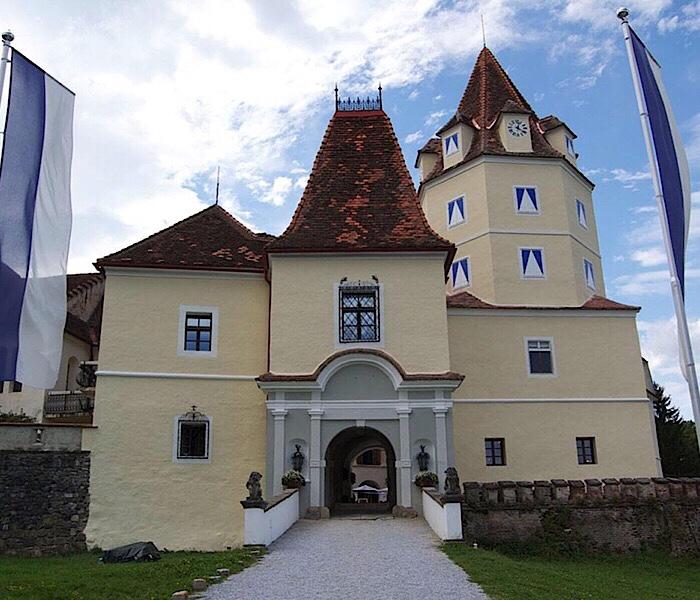 Hochzeit Schloss Kornberg